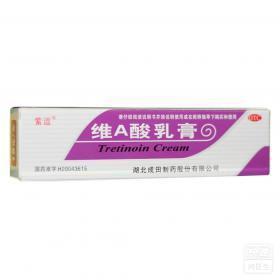 维A酸乳膏(维A酸乳膏)