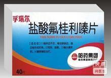 孚瑞尔(盐酸氟桂利嗪片)