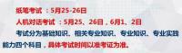 2019年宁夏自治区主治医师资格考试准考证打印时间是什么时候?