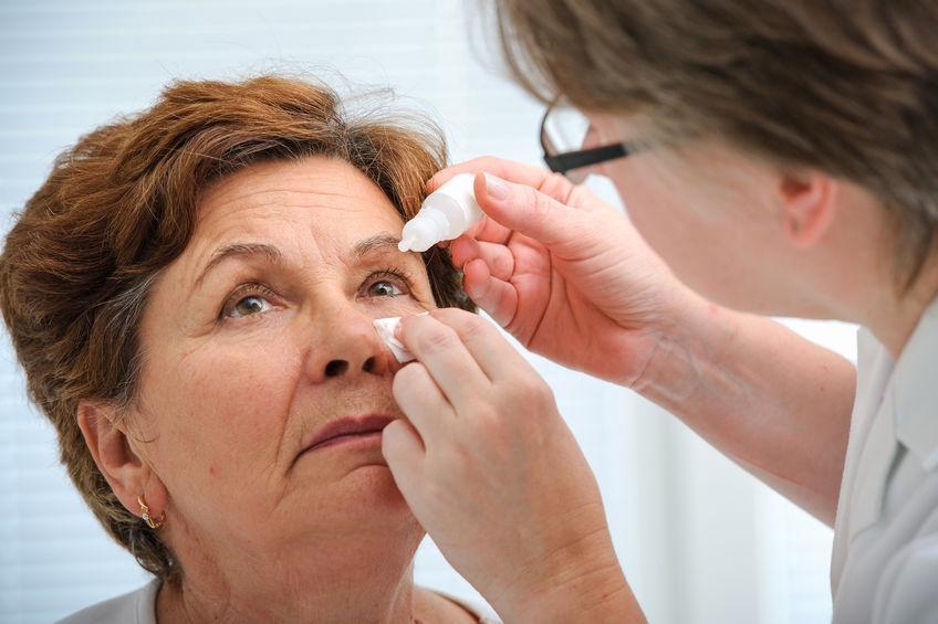 慢性进行性外眼肌麻痹