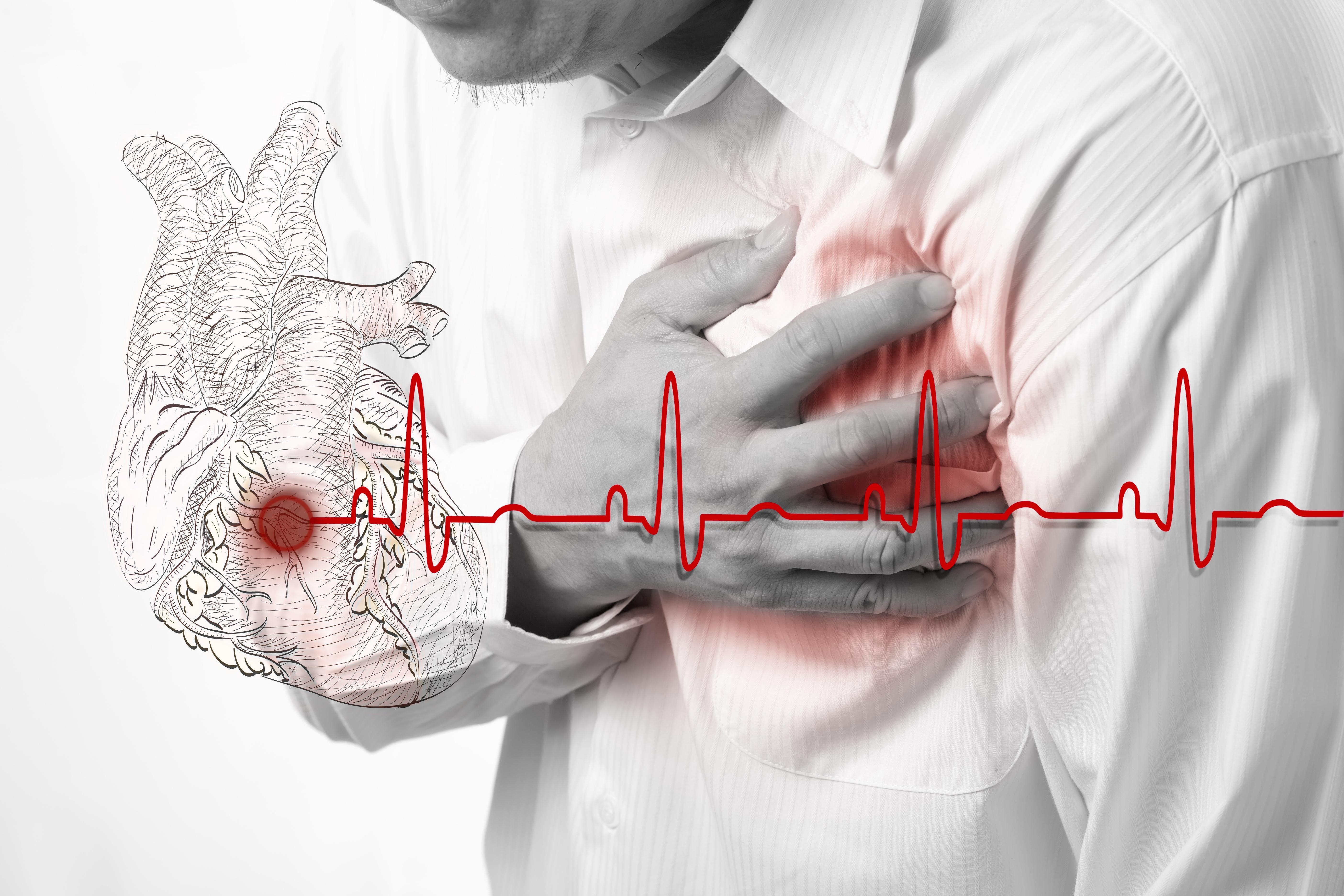 什么疾病引来的心脏危机?